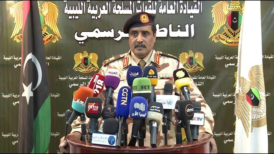 Photo of El-Mismarî: Leşkerên Tirk ên li Lîbyayê werin şandin wê pêşiya bersiveke tund bin