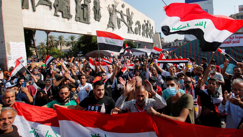 Photo of Xwepêşandanên Îraqê greva birçîbûnê dest pê kir