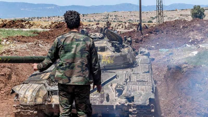 Photo of Êrîşên rejîmê li dijî çeteyên li Idlibê piştî binketina danûstandinên Cinêvê, şer dijwartir bû