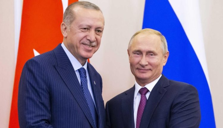 Photo of Putin û Erdogan vaneya gaza xwezayî vekirin