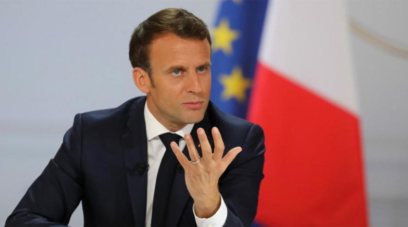 Photo of Emmanuel Macron: Em ê 220 leşkerên din bişînin efîkaya rojava