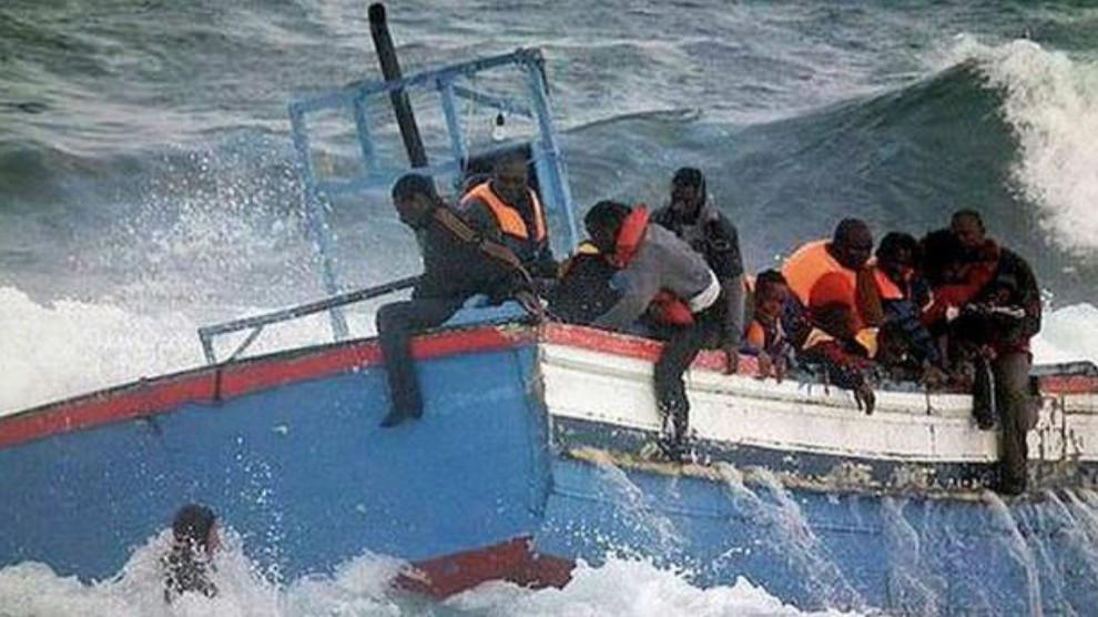 Photo of Li Deryaya Spî di nava du rojan de 41 kesî jiyana xwe ji dest da