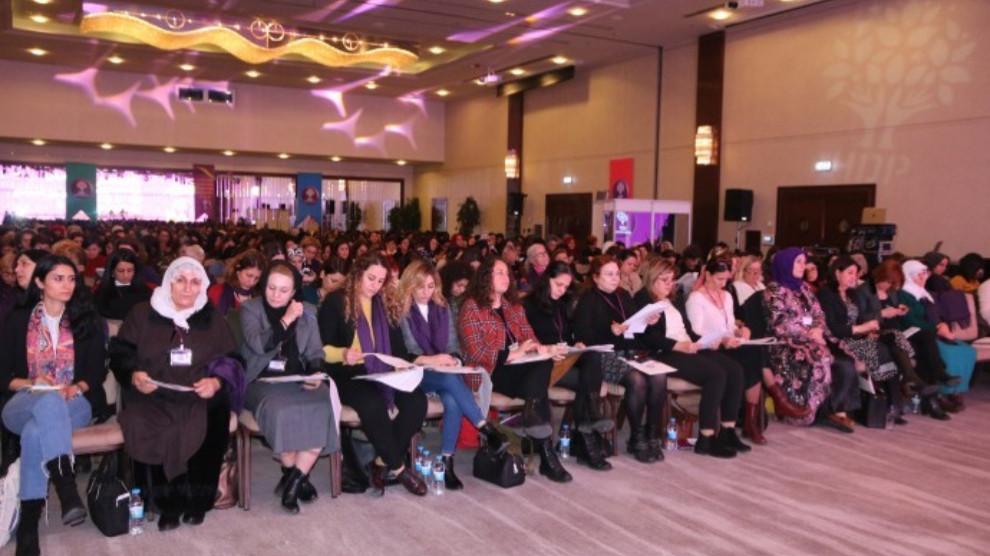 Photo of 3.Konferansa HDP'ê Li Enqerayê, bi beşdarbûna 600 delegeyan destpê kir