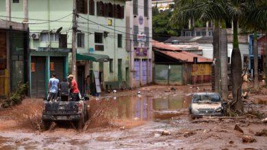 Photo of Li Brazîlyayê bahoz rabû herî kêm 40 kesan jiyana xwe ji dest da