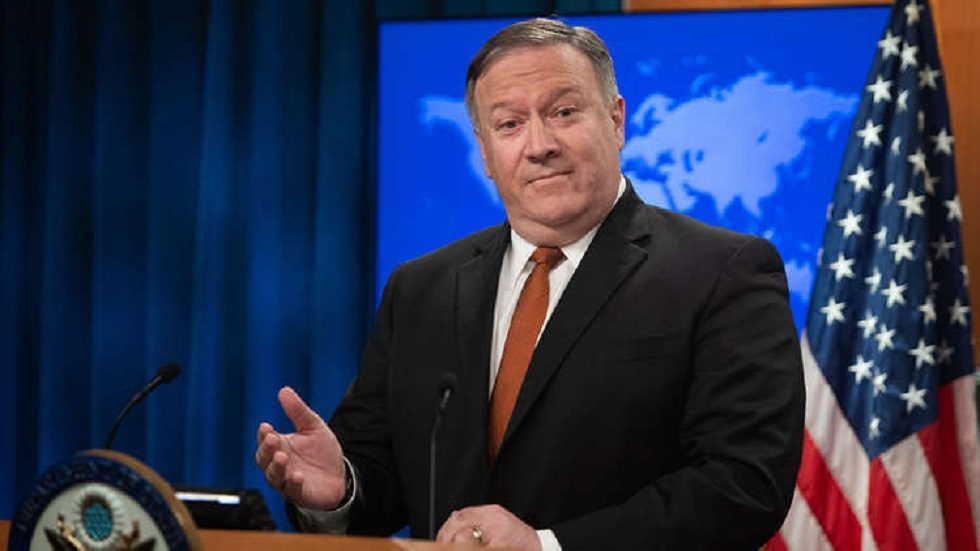 Photo of Mike Pompeo:fermana sînordarkirina pewendiyên bi muxalefeta Îranê re da