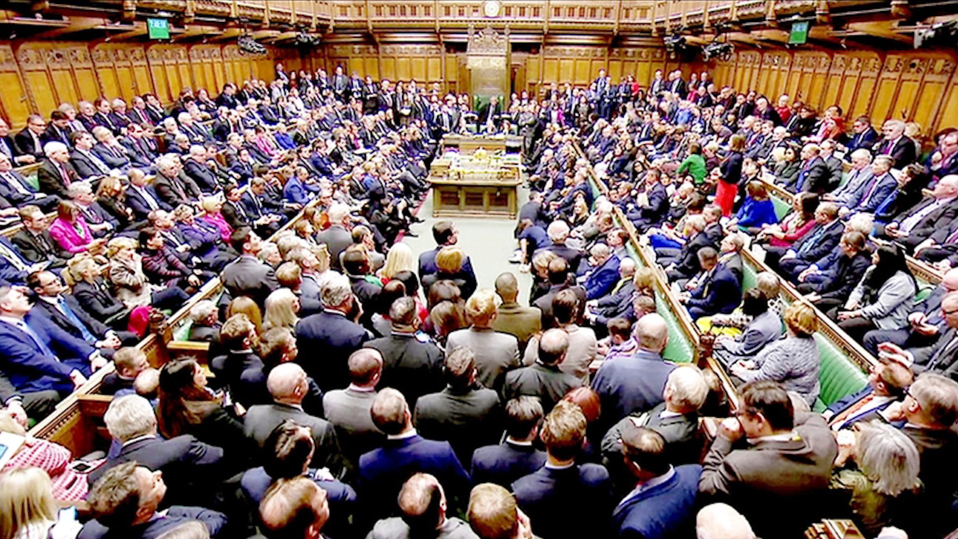 Photo of Lihevkirina Brexit a Brîtanî fermî ji aliyê meclisa giştî ya Brîtanyayê hat erêkirin