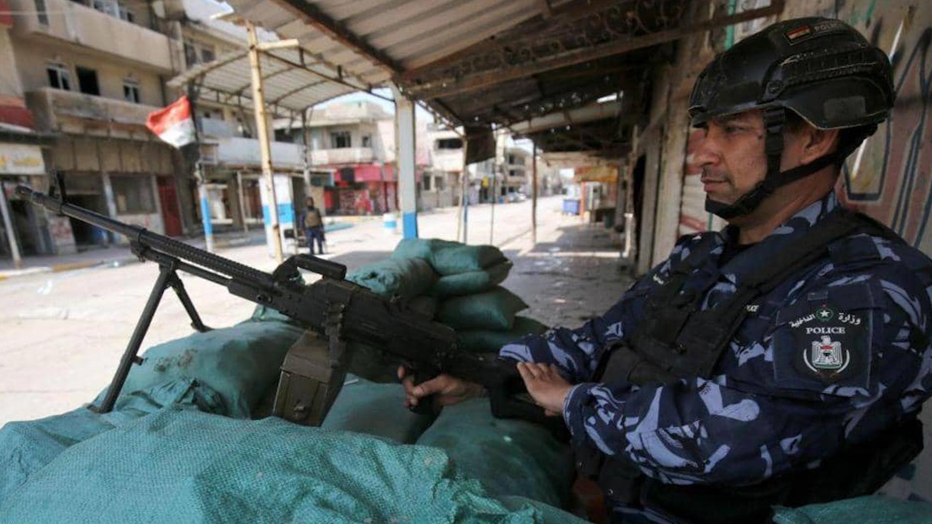 Photo of Êrîşa DAIŞ'ê li Iraq.. 2 polîsan jiyana xwe ji dest da, 5 jî birîndar bûn