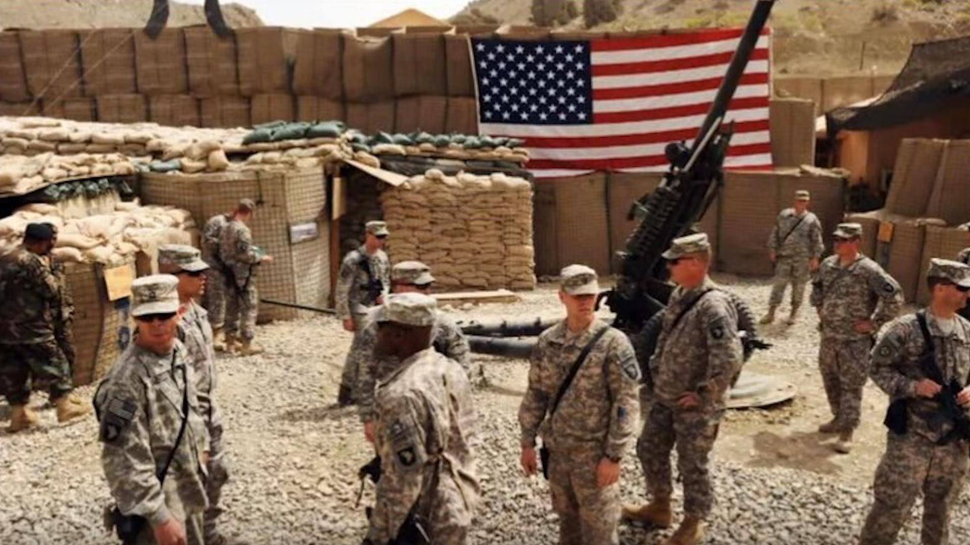 Photo of Iraq..Çend mûşek li derdora balyozxaneya Amerîkî ketin