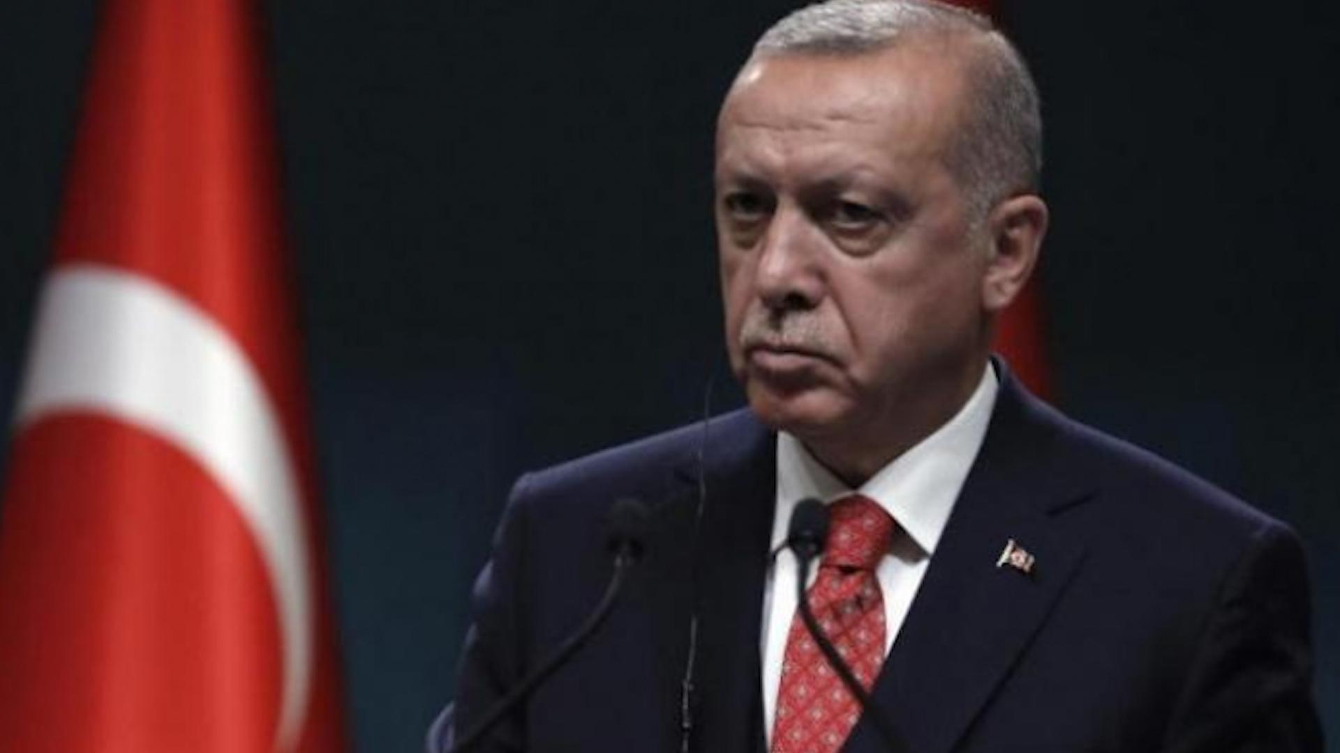 """Photo of Serokkomarê Tirkiyê Erdogan: Me dest bi avakirina """"avahiyan"""" li Girê Spî û Serê Kaniyê kiriye"""