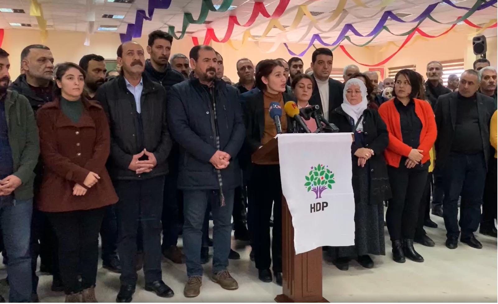 Photo of HDP: Heta ku tecrîd hebe wê şer û alozî hebe