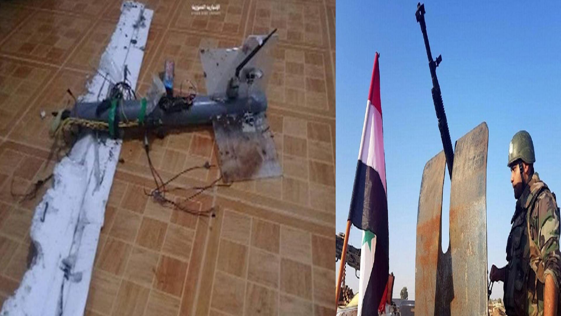 Photo of Artêşa Sûrî li Hemayê balafireke keşfê xist xwarê
