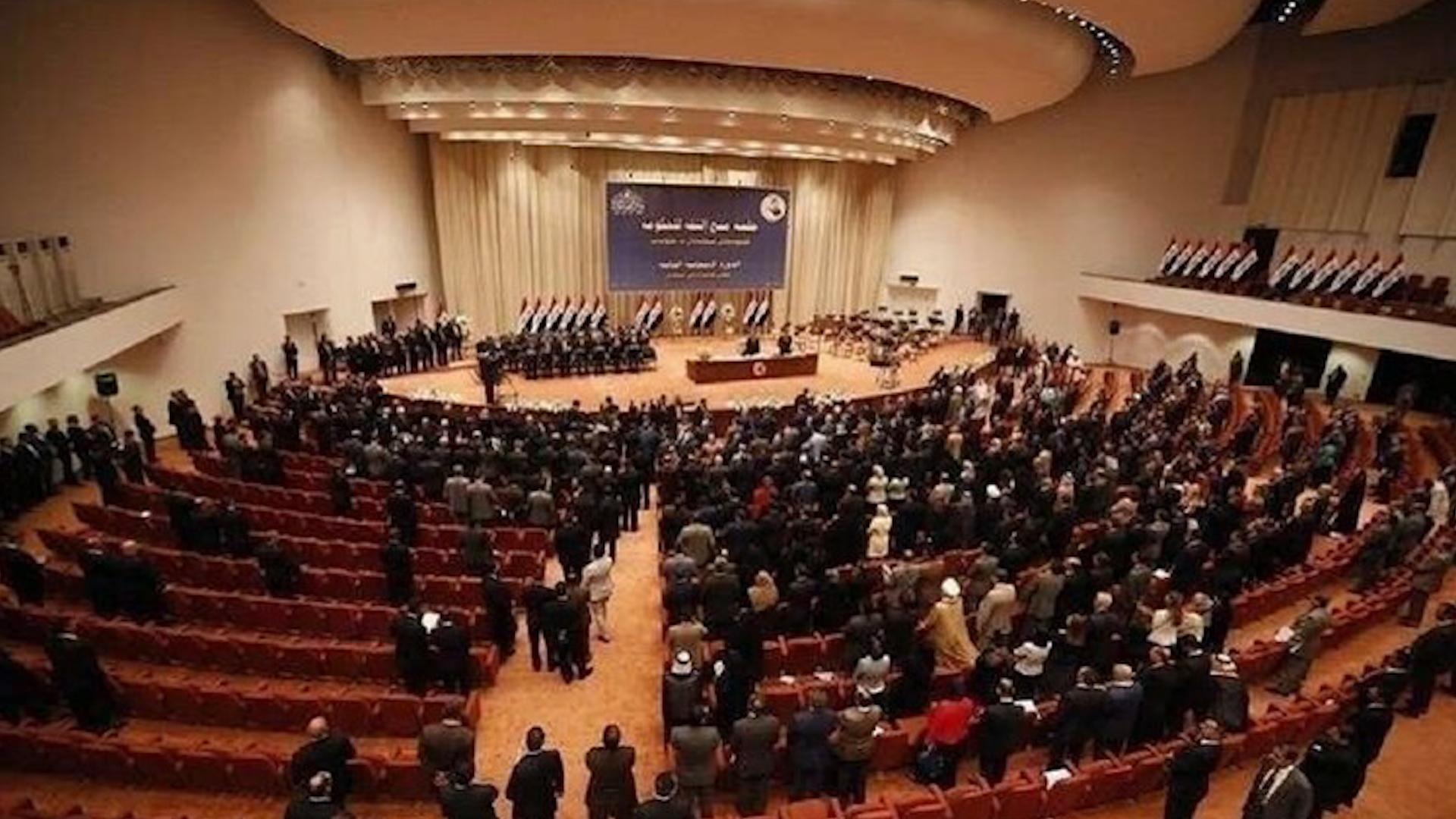 Photo of Parlamena Iraqê derxistina hêzên biyanî erê kir