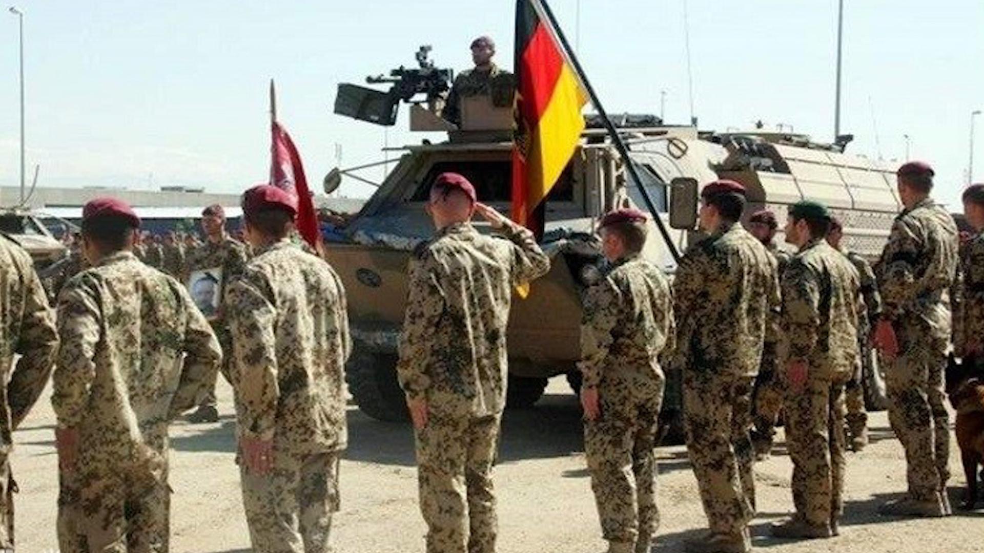 Photo of Almanya dê beşekî hêzên xwe ji Îraqê vekişîne