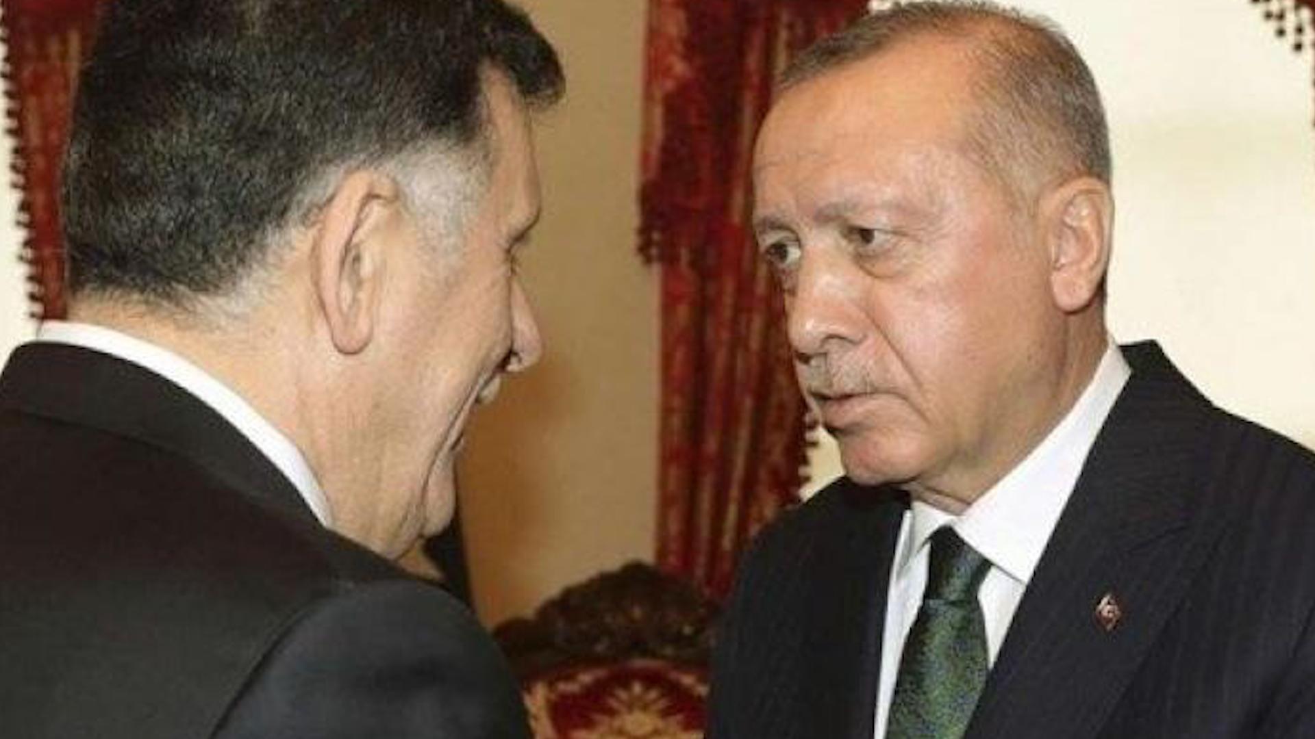 Photo of Erdogan mukur tê: me ji bo deryaya spî berê xwe da Lîbyayê