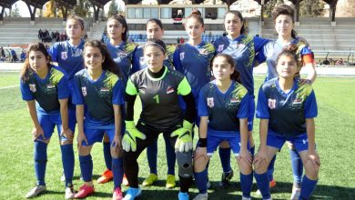 Photo of Tîma futbolê ya jinên Amûdê bû şampiyona lîga futbolê ya jinan li Sûriyê