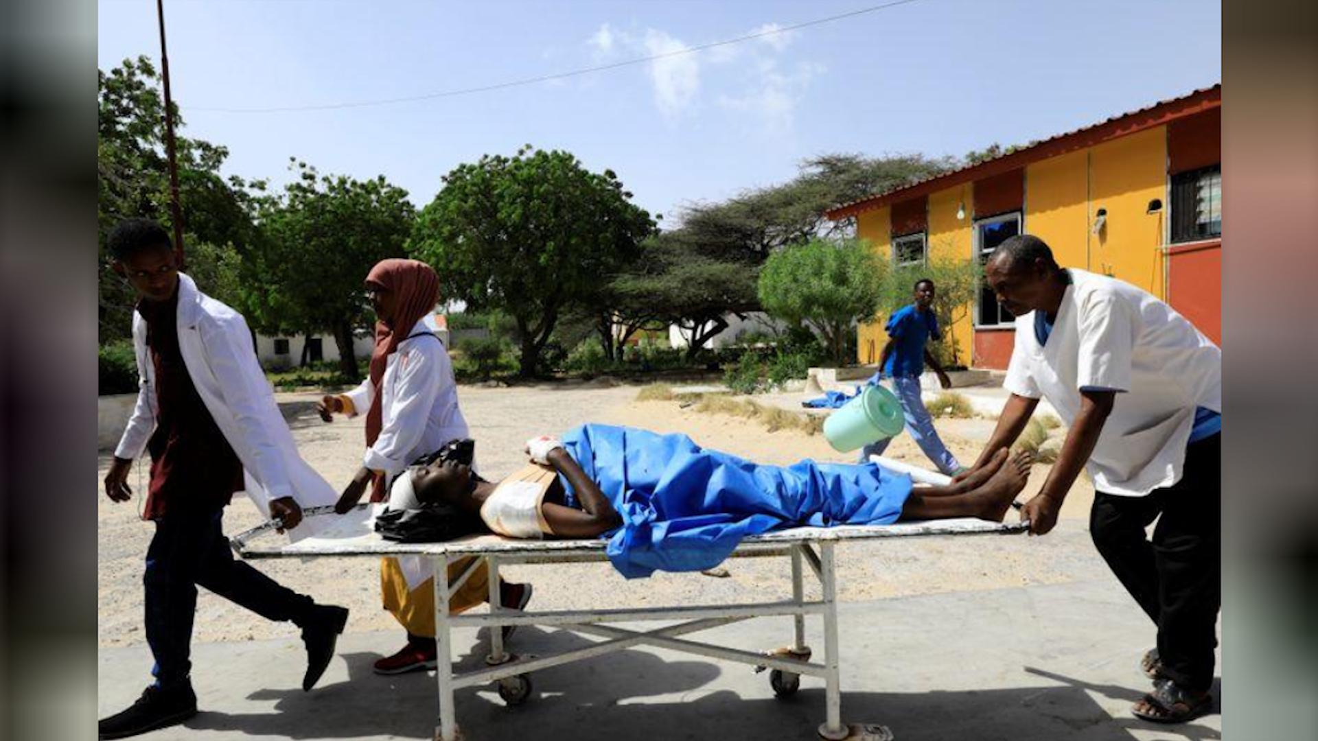 Photo of Li Somalê êrîş 4 jê Tirk, 11 kes birîndar bûn