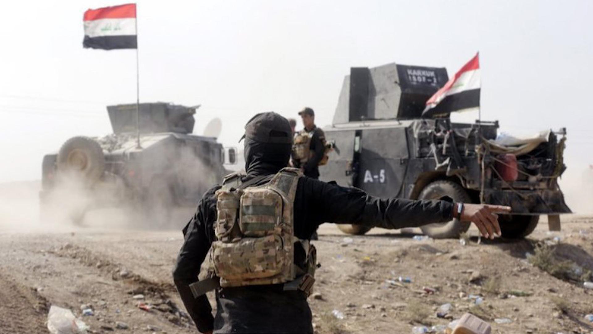 Photo of DAIŞ'ê êrîşî Daqoqê ya Kerkûkê kir leşkerekê Iraqê hat kuştin, 2 jî birîndar bûn
