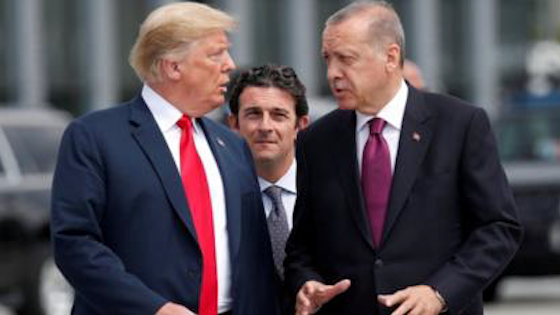Photo of Trump: Destwerdana Tirkiyê di Lîbyayê de rewşê aloztir dike