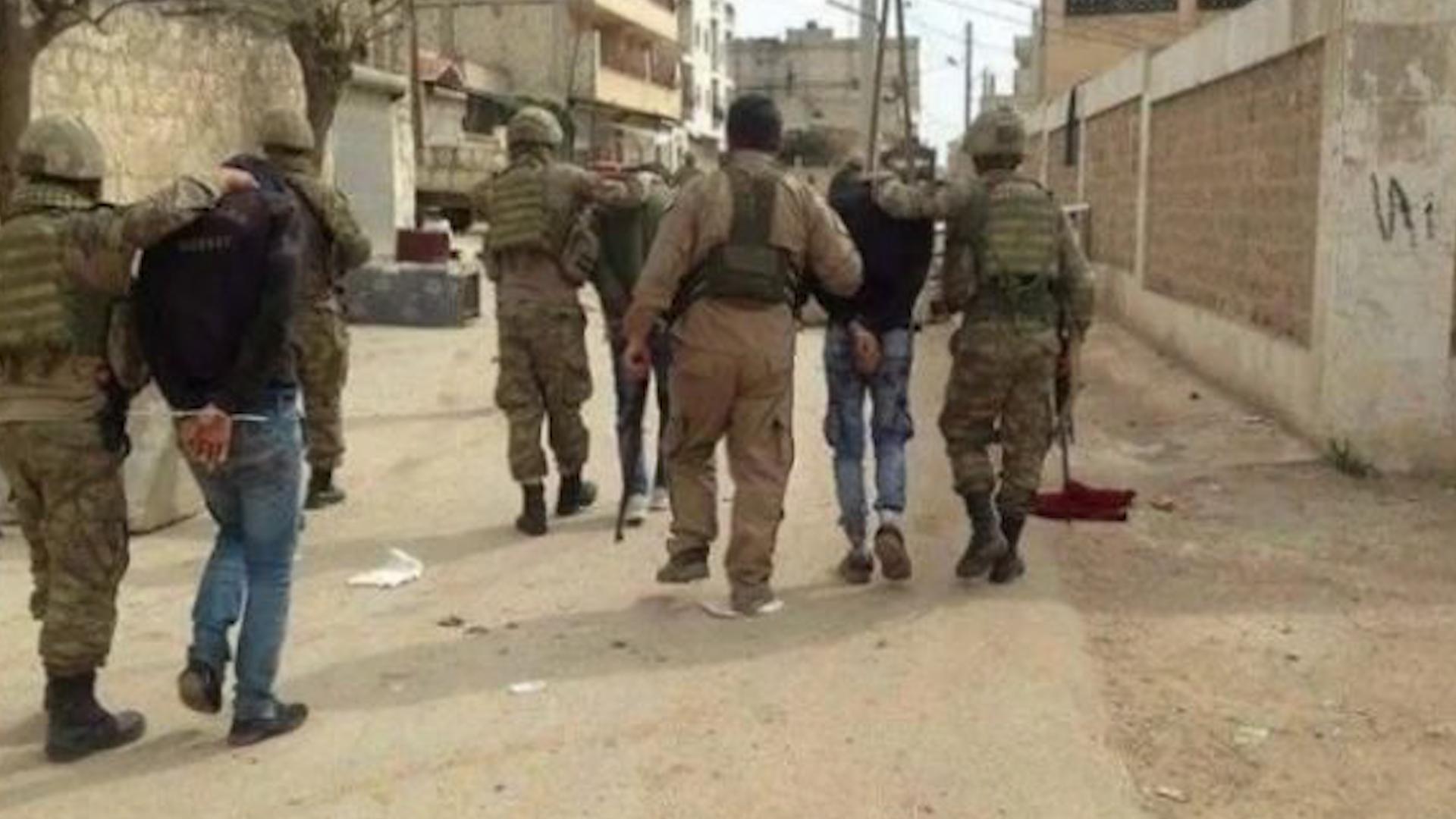 Photo of 10 Sivîl ji gundê Maratê yê Efrînê hatin revandin