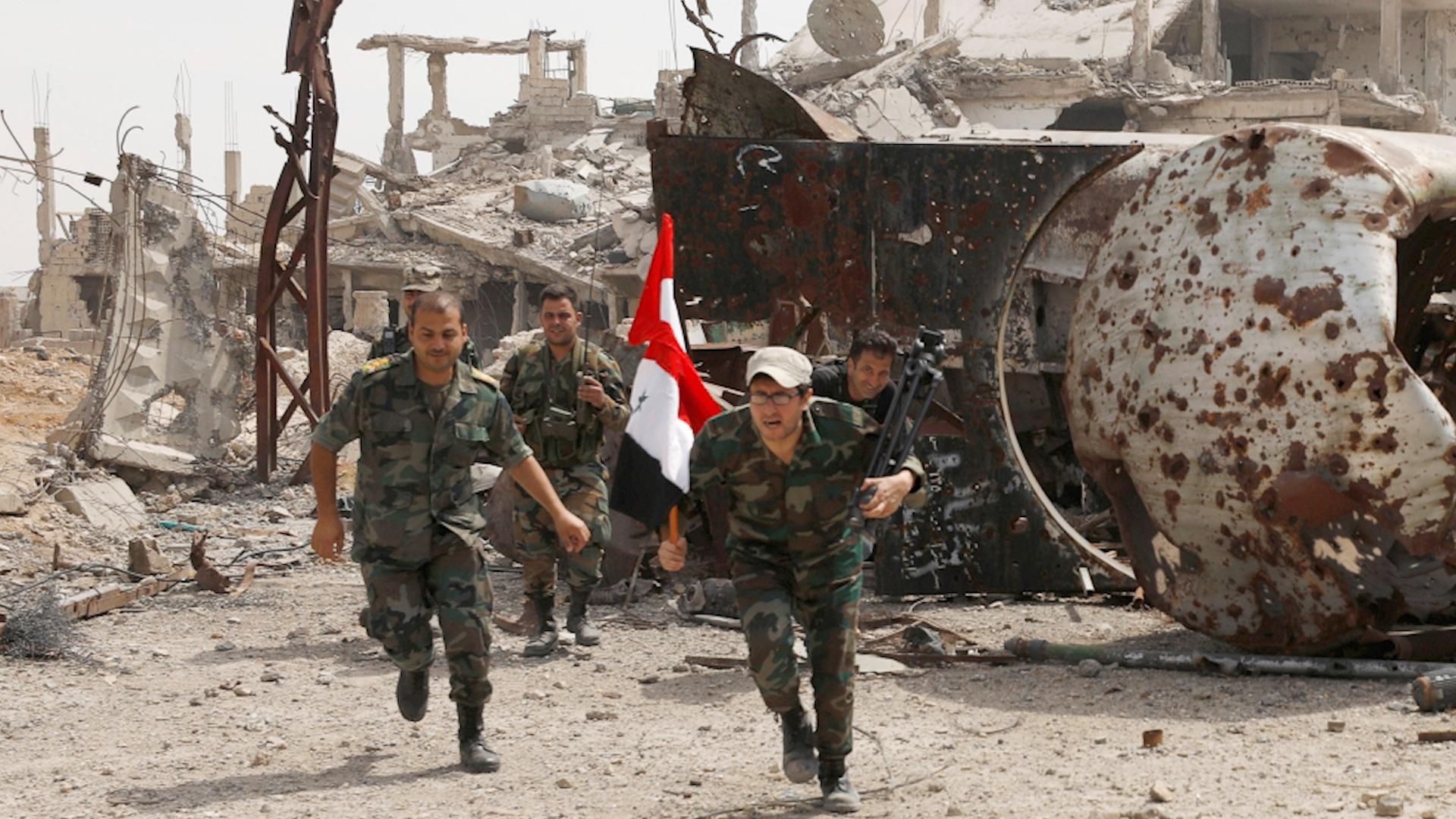 Photo of Li Idlibê 24 leşkerên Rejîmê û 13 çeteyên dewleta Tirk hatin kuştin