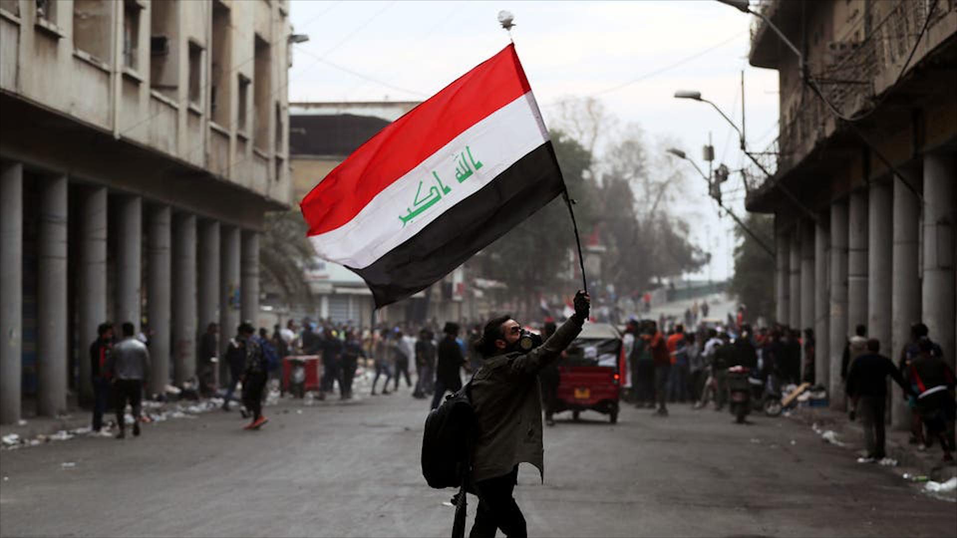 Photo of Li Iraqê di nava xwepêşandan de aktivîsta civakî cennet mehdî het kuştin