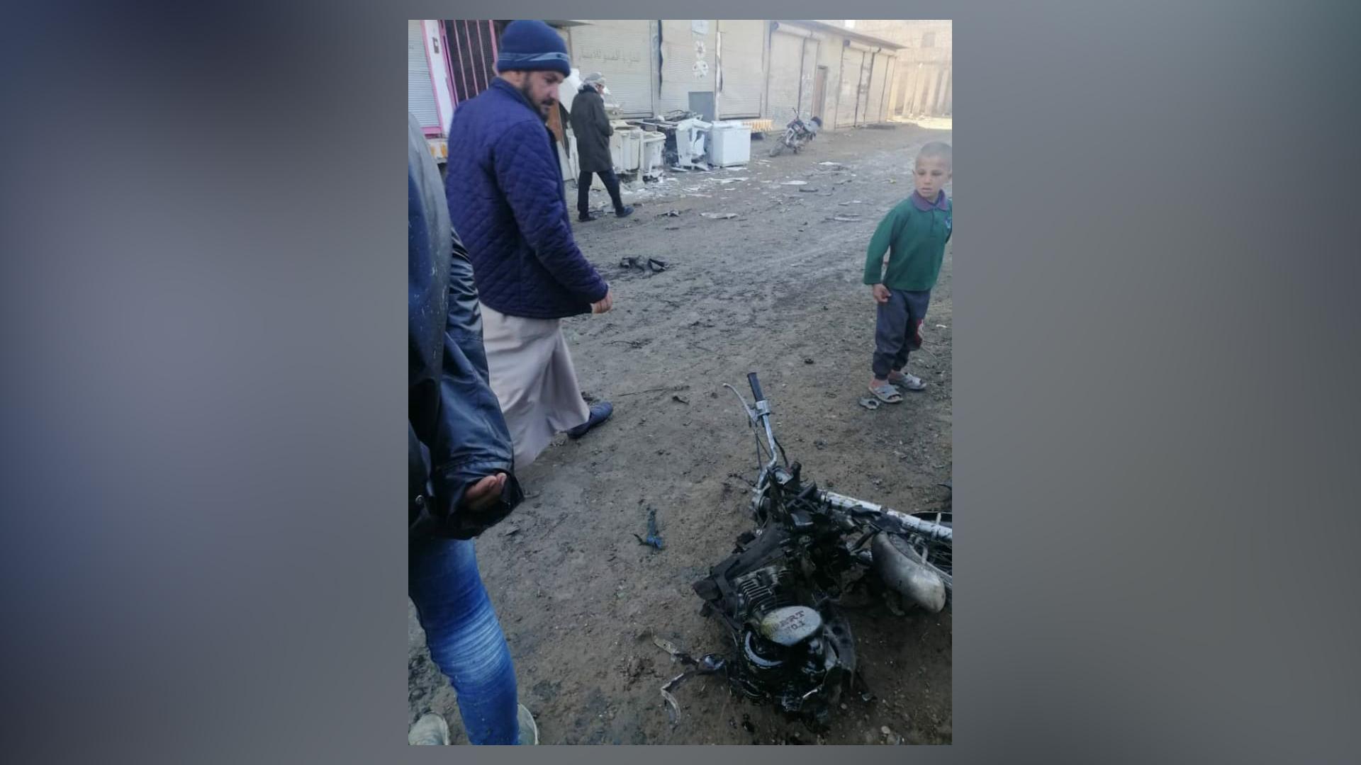 Photo of Motorsilêtekî bombebarkirî li Hecînê teqiya, 6 birîndar bûn