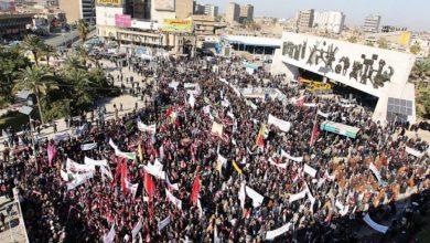 Photo of Li Iraqê heta niha 600 xwepêşander hatine kuştin
