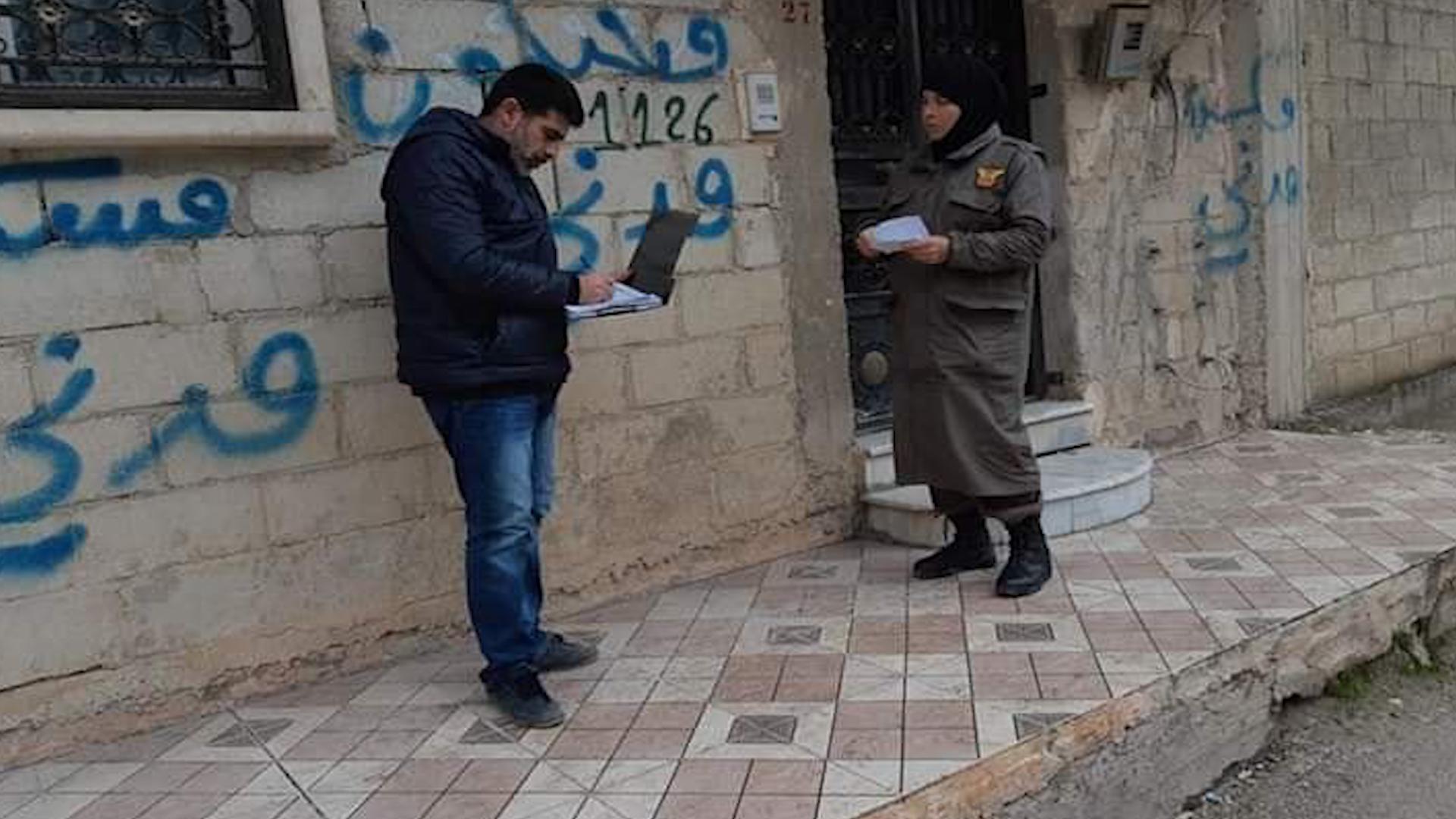Photo of Dewleta Tirk malên şêniyên Efrînê bi navê malbatên çetyan qeyd dike