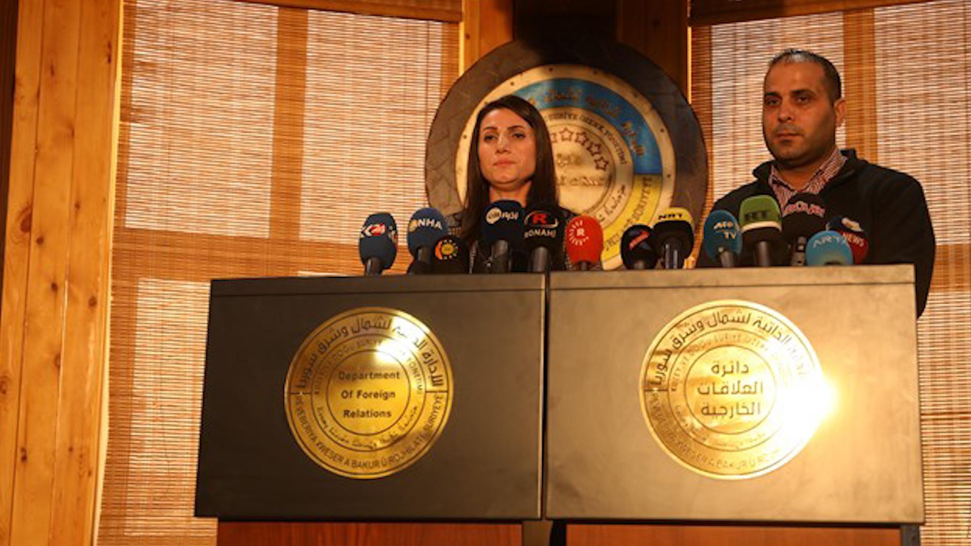 Photo of Rêveberiya Xweser: Divê ji bo DAIŞ'ê dadgeheke navdewletî were avakirin