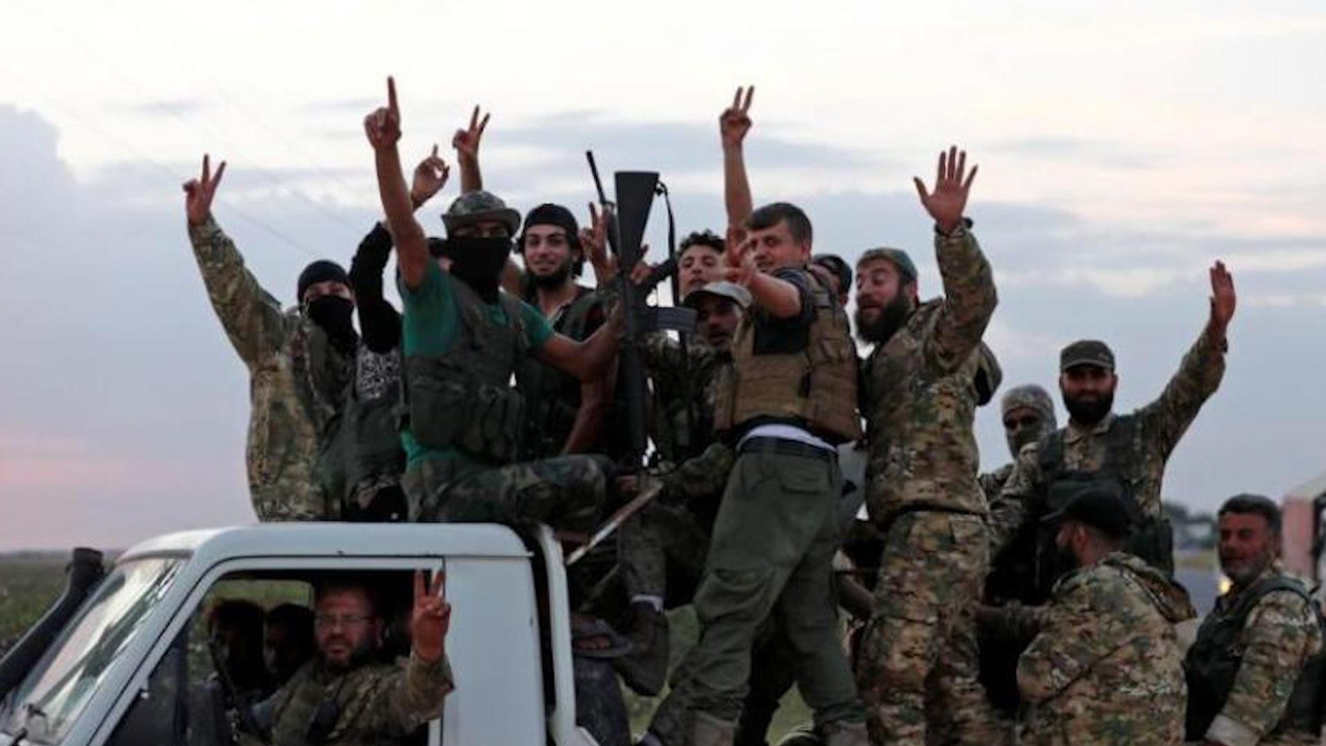 Photo of Çavdêriya Sûrî: 17 ji çeteyên girêdayî Tirkiyê ku ji bo Lîbyayê hatine şandin, gihiştine Îtalyayê