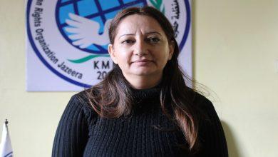 Photo of Rêxistina Mafên Mirovan a herêma Cizîrê: Li Serê Kaniyê 6 jin rastî destavêtinê hatine