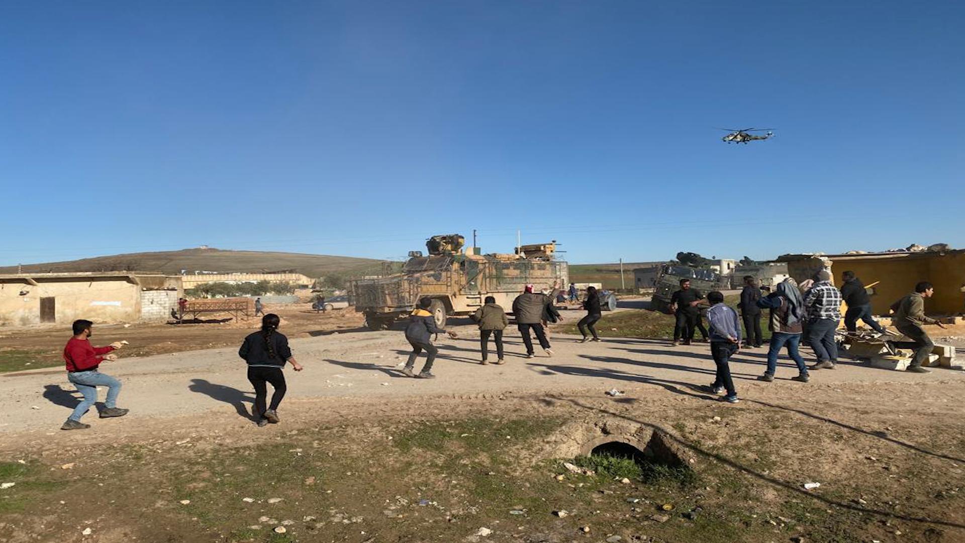 Photo of Li rojavayê Kobanê dewriya hevbeş dest pê kir