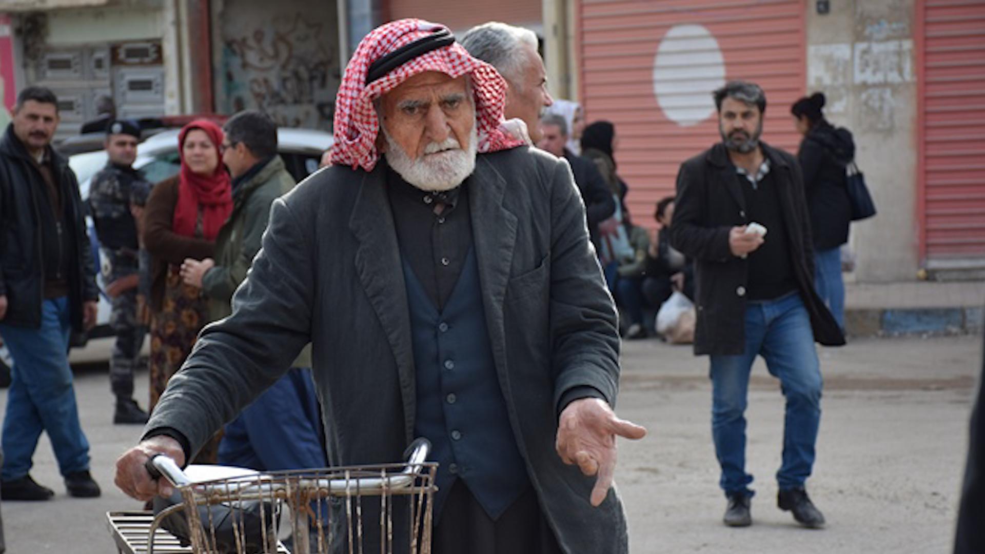Photo of Apê Hecî Arabo: Dixwazin beriya ez bimrim yekîtiya Kurd bibînim
