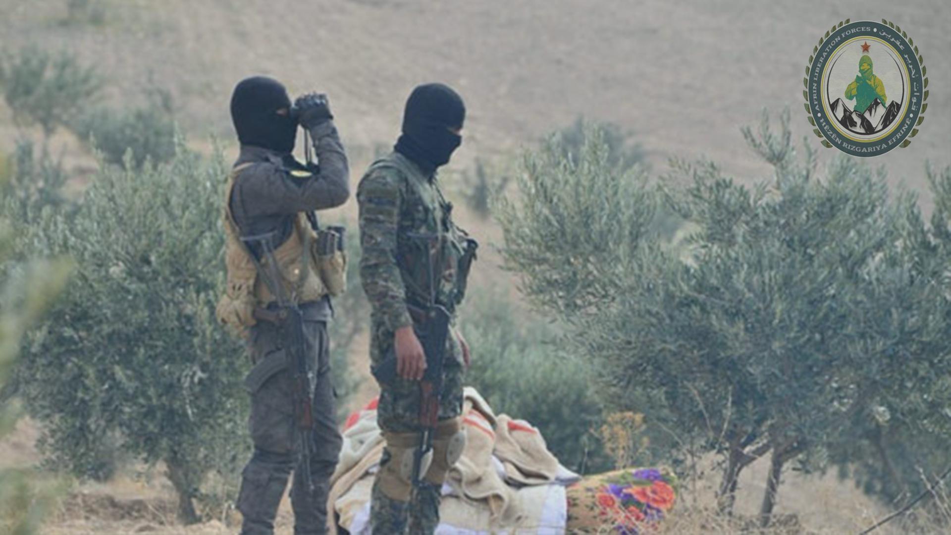 Photo of HRE: Li Efrîn û Mare 4 çete hatin kuştin û 8 jî birîndar bûn