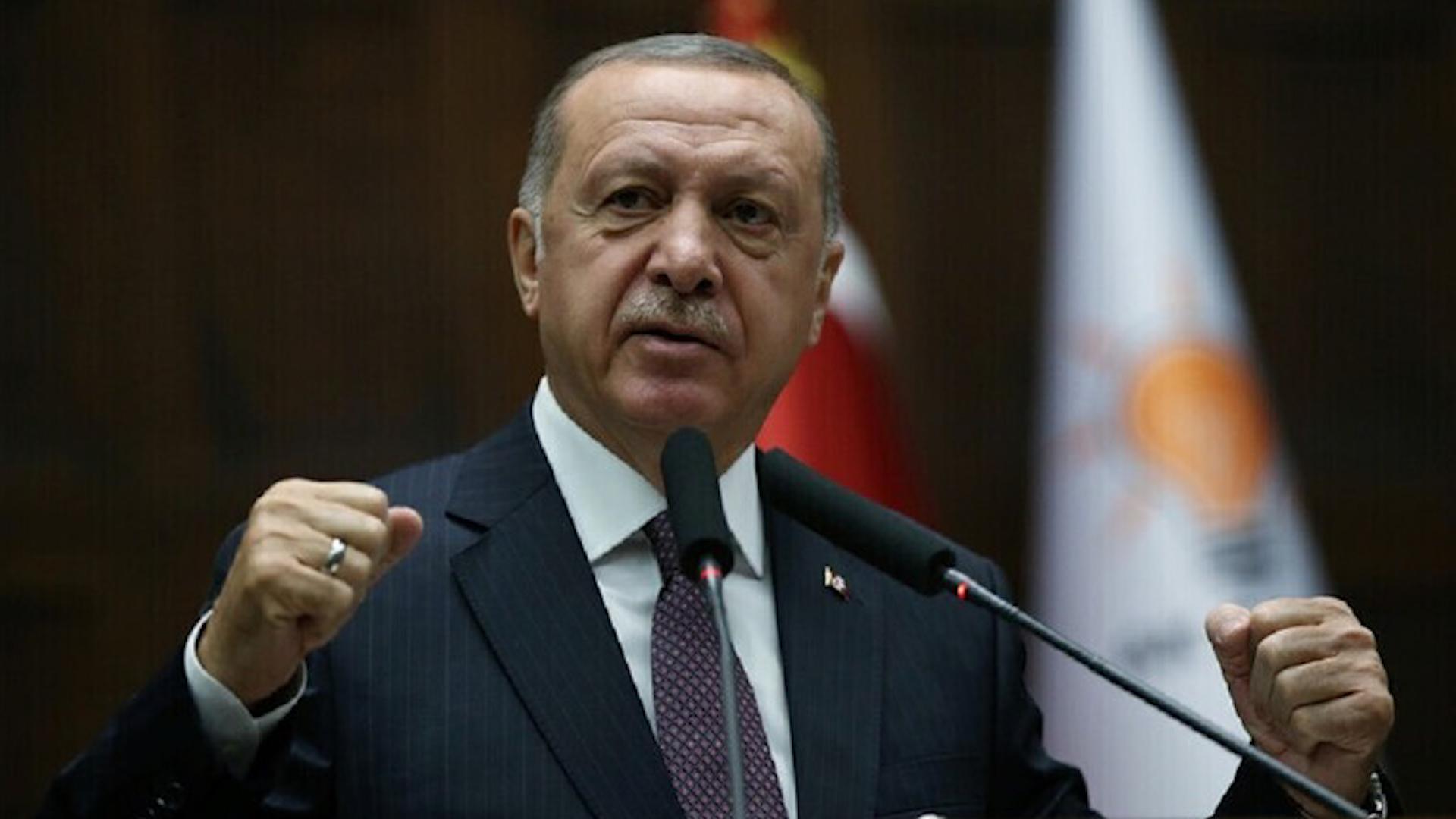 Photo of Erdogan ji bo destwerdana leşkerî ya Libya û Suriyê gef xwar
