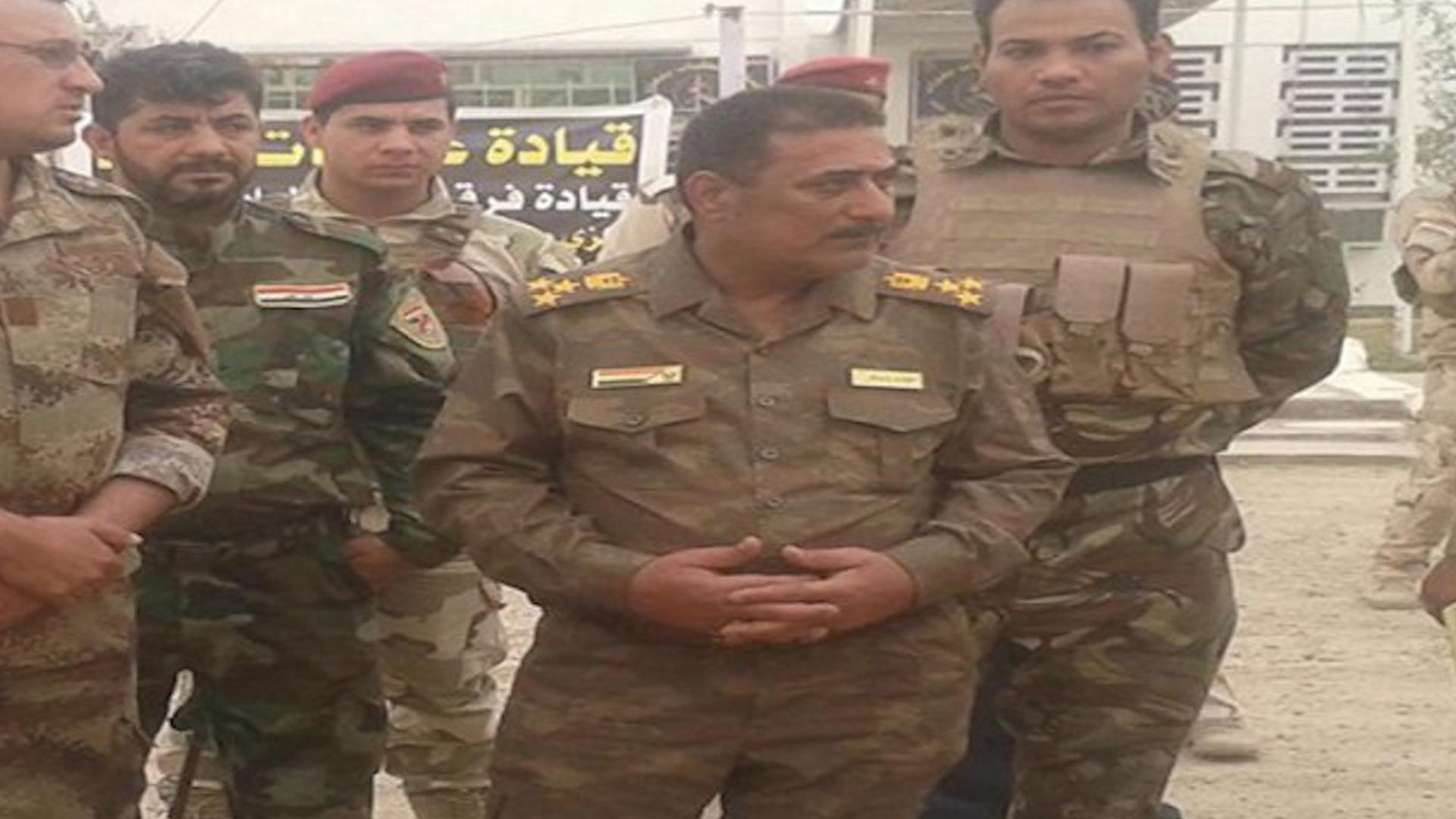 Photo of Li Iraqê fermandarkî heşdî şabî hat kuştin