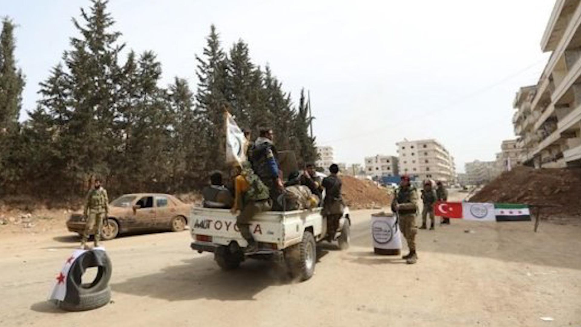 Photo of Dewleta Tirk 320 koçberên Idlibê li Efrînê bi cih kirin