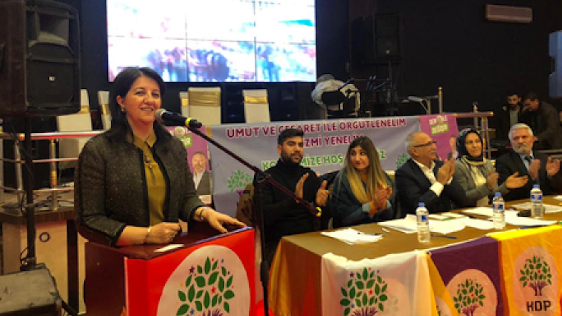 Photo of Pervîn Bûldan: Desthilatdarên AKP'ê di 2002'an de hatin , wê di 2020'an de biçin