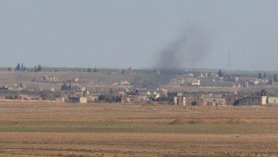 Photo of Dewleta Tirk a dagirker li Rojavayî Girê Spî dîwarê perçekirinê lê dike