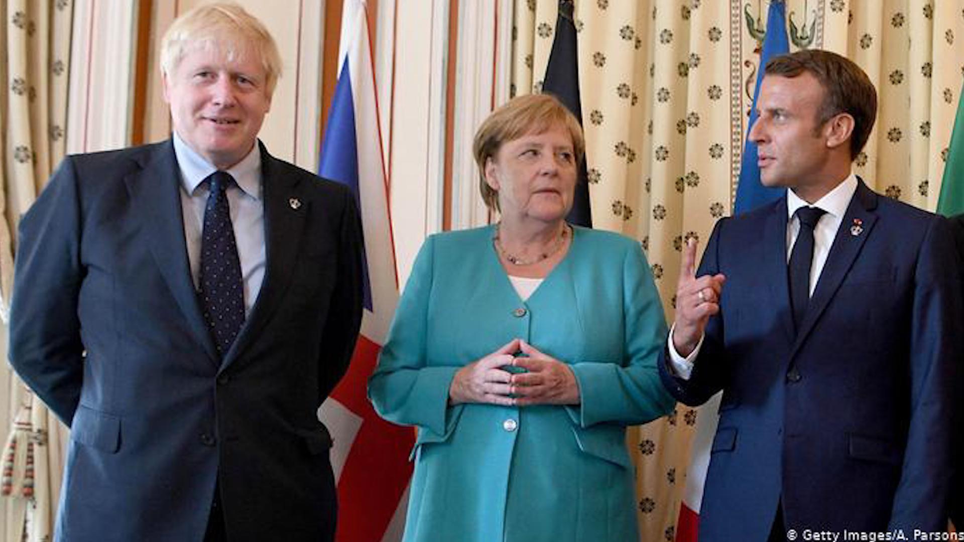 Photo of Almanya, Fransa û Brîtanya ji bo sarkirina tengijînnan dibin yek
