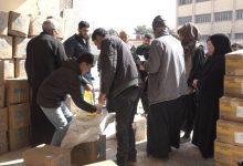 Photo of Meclisa Reqayê alîkarî li koçberên Idlibê belav kirin