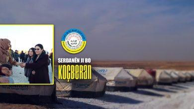 Photo of Hevserokatiya Meclisa Rêveber serdana kampa Til Seminê kir