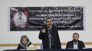Photo of Aldar Xelîl: Diyalogên Sûrî-Sûrî dikare dawiyê li dagirkeriyê bîne