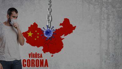 Photo of Vîrûsa Corona..Heta niha 2 hezar û 118 kesan jiyana xwe ji dest daye