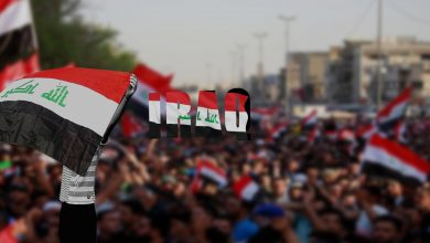 Photo of Li Iraqê Xwepêşandêr li kolanan in, 30 kes hatin kuştin û 200 birîndar bûn