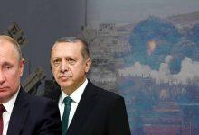 Photo of Erdogan û Putin bi hev re axivîn