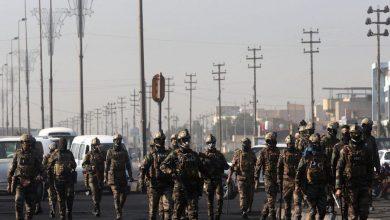 Photo of Artêşa Iraqê: Grûpeke çekdar, karwanekî leşkerî li Başurê Bexdayê kir armanc