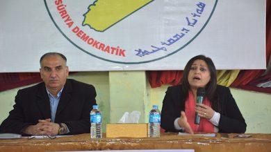 Photo of Emîne Omer:Em ê 9'ê sibatê kongreyekî giştî ji Hêzên Opozîsyon re li dar bixin