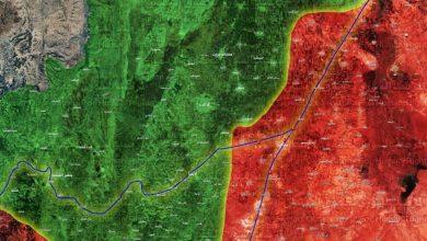 Photo of Rejîma Sûrî derdora riya M5 asê dike û 3 bajarokên din kontrol dike