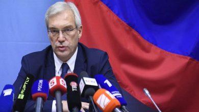 Photo of Alexander Grushko îşaret bi ewlehiya Tikiyê ya metirsîdar kir